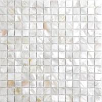 shell tiles 100% natural seashell mosaic mother of pearl ...
