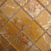 Wholesale Crystal Glass Mosaic Tiles Washroom Backsplash ...
