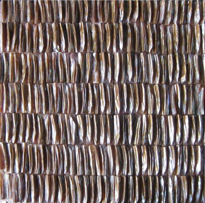Wholesale Mother Of Pearl Tiles Seamless Irregular Natural