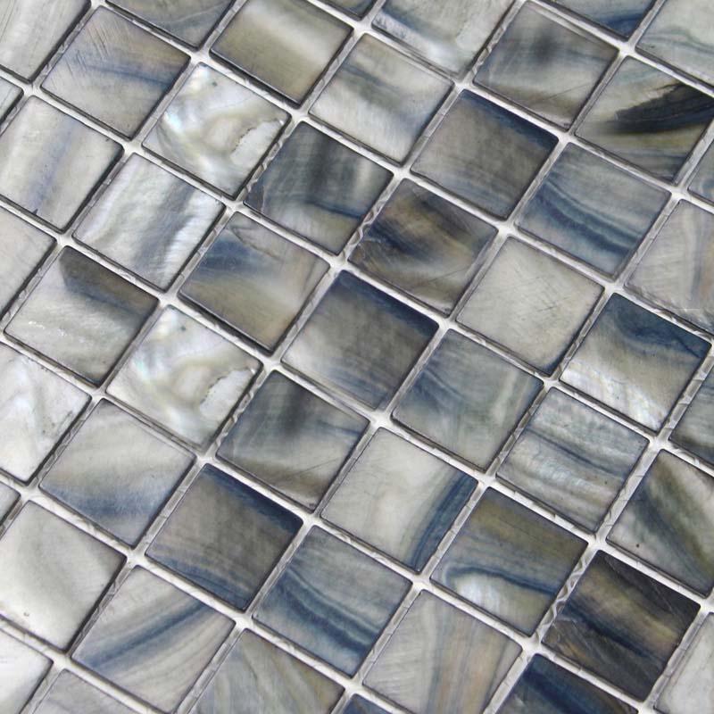 shell tiles 100 blue seashell mosaic mother of pearl tiles kitchen backsplash tile design BK009