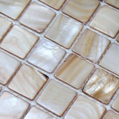Black And White Tile Kitchen Granite For Shell Tiles 100% Natural Seashell Mosaic Mother Of Pearl ...
