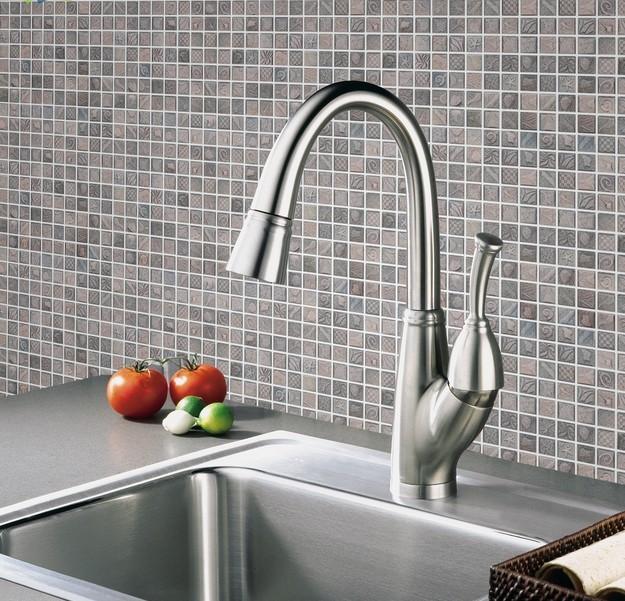 kitchen mosaic modern cart wholesale porcelain tile grey square ocean patterntiles pattern wall backsplash yf mca04
