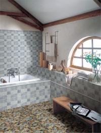 Wholesale Porcelain Tile Mosaic Pebble Design Shower Tiles ...