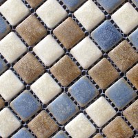 Ceramic Mosaic Floor Tile Patterns | Tile Design Ideas