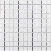 Wholesale Porcelain Tile Mosaic White Square Surface Art ...
