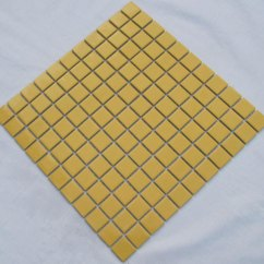 Seamless Kitchen Flooring Towel Racks Glazed Porcelain Square Mosaic Tiles Design Gold Ceramic ...