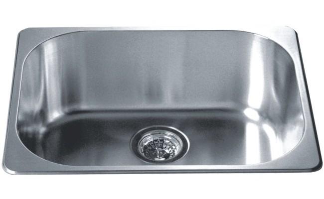 marble top kitchen cart cabinet doors wholesale mount sink 304 stainless steel 18/10 ...