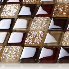 Gray Subway Tile Kitchen How Much Does A New Cost Wholesale Vitreous Mosaic Crystal Glass Of ...