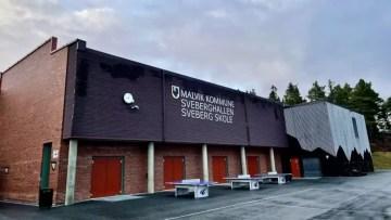 Sveberghallen