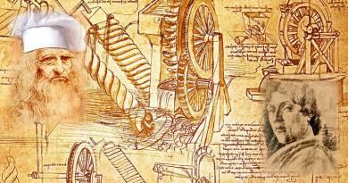 Leonardo da Vinci Cocinero