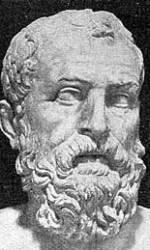 Solón, político griego del siglo VI.
