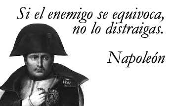 Frases de Napoleón