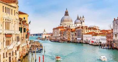 Aprender italiano Venecia