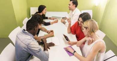 Aprender inglés en una academia