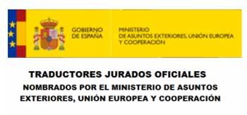 Tradutores juramentados oficiais