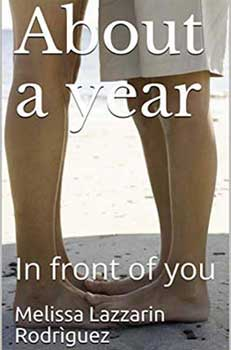 About a year in front of you