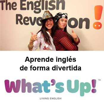 Aprende inglés de forma divertida