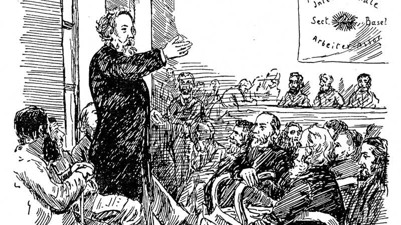 Bakunin y anarquismo