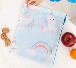 Bolsas de almuerzo para niños