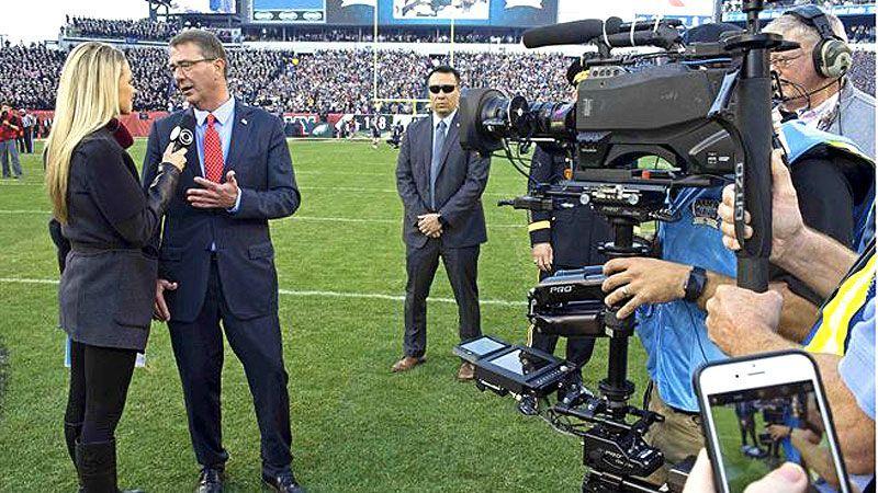 Funciones periodistas deportivos
