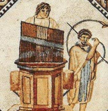 Hydraulis Organo Antigua Roma