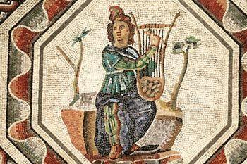 Música en la antigua Roma