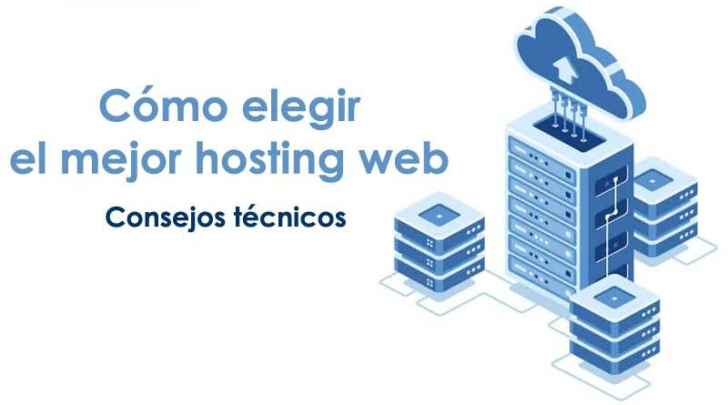 Cómo elegir mejor hosting