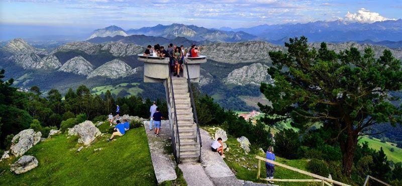 Mirador del Fitu Asturias