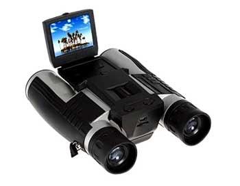 Prismáticos cámara digital