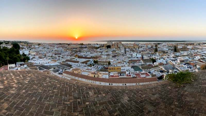 Atardecer Sanlúcar de Barrameda