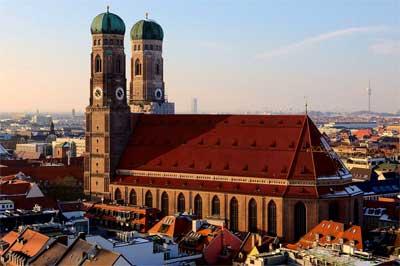 Catedral de Nuestra Señora de Munich