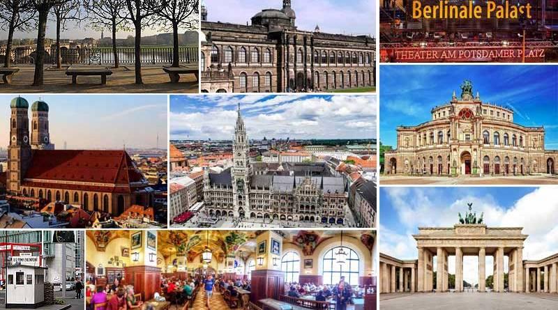 Ciudades más bonitas de Berlín
