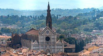 Basílica de Santa Cruz Florencia