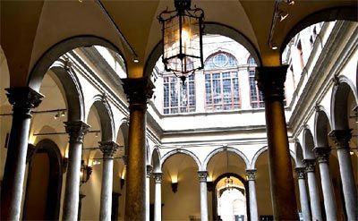 Palacio de Strozzi Florencia