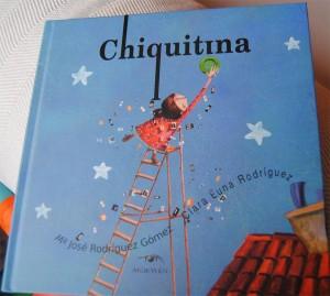 Chiquitina - Portada