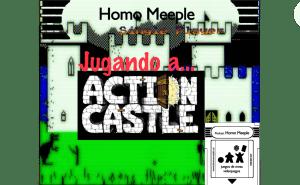 Portada Action Castle