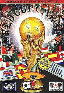 World Cup Mexico 85 videojuego oficial