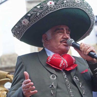 Vicente Fernández disculpa LGBT+