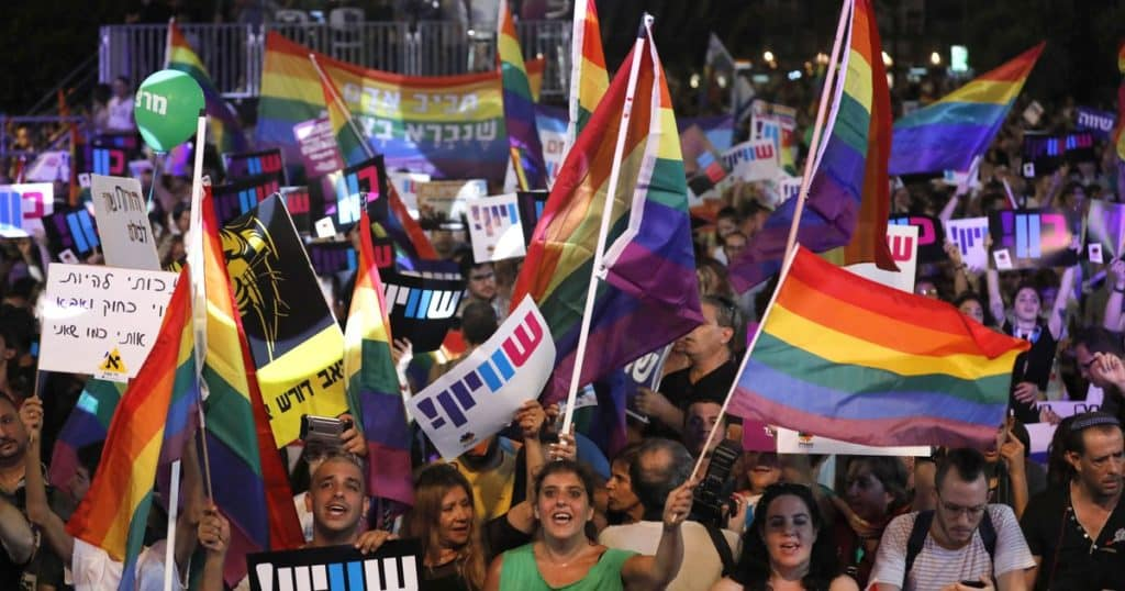 países-gay-friendly-Israel