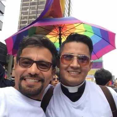 pastor cristiano gay