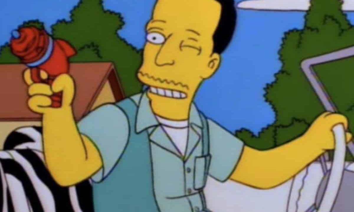 Los Simpson homosexualidad