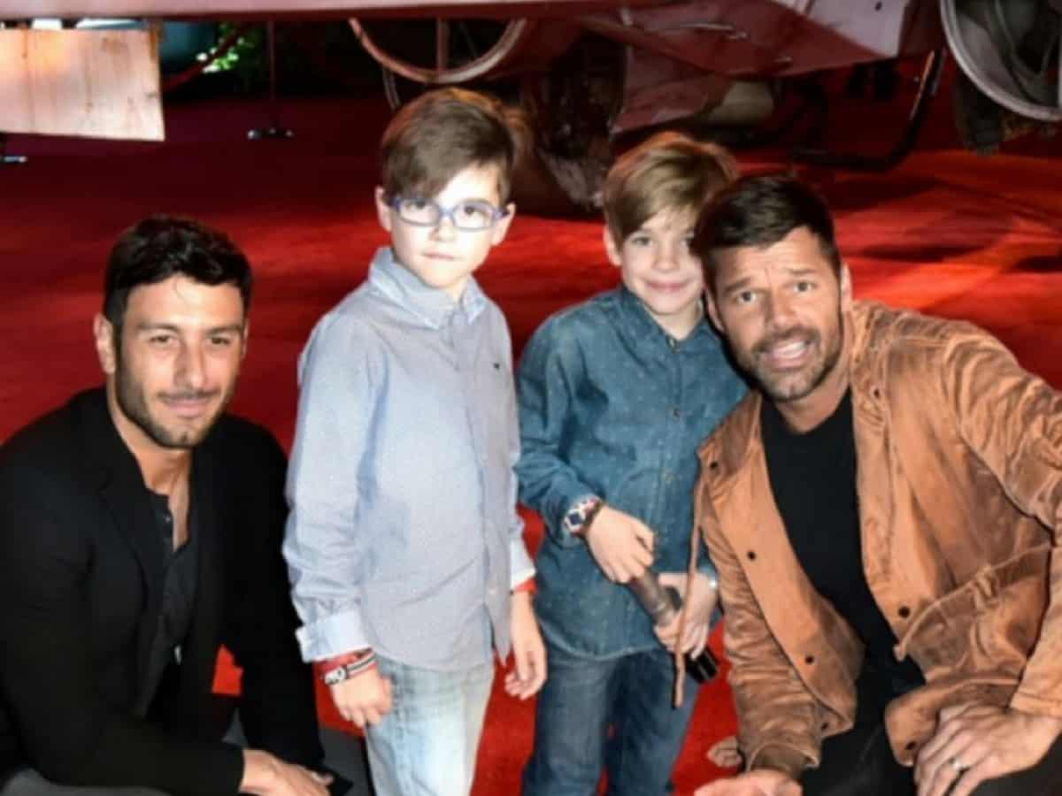 familias LGBT+ famosas Martin-Yosef