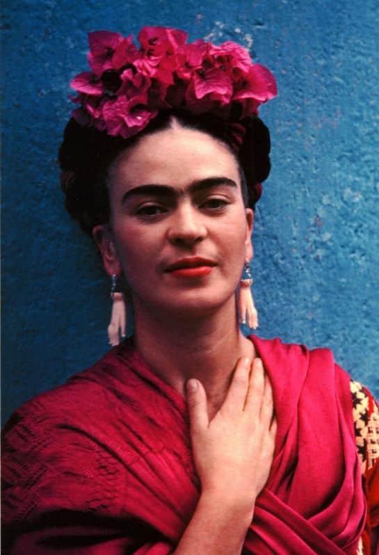 latinas famosas bisexuales Frida Kahlo