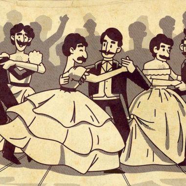 película baile de los 41