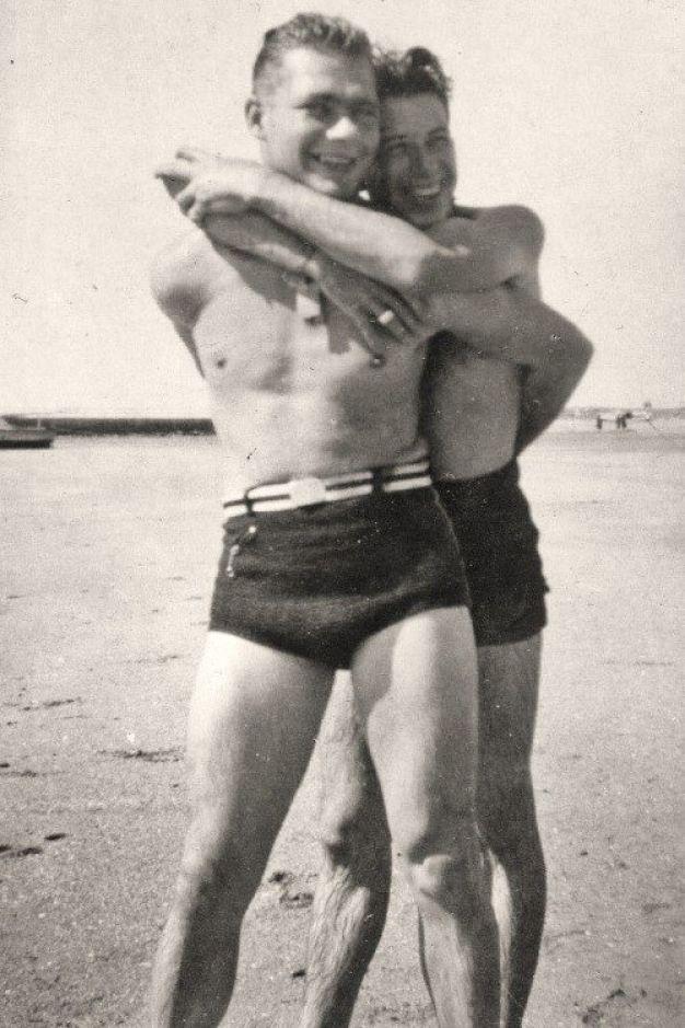 fotos antiguas gays