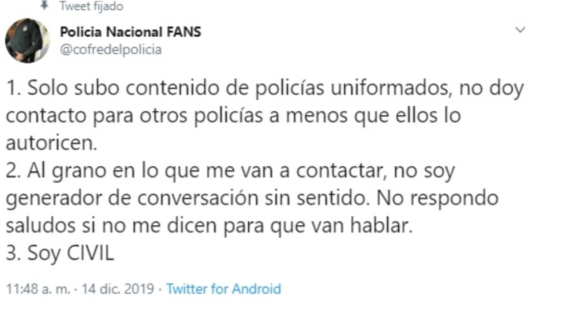 cuenta gay policías colombia
