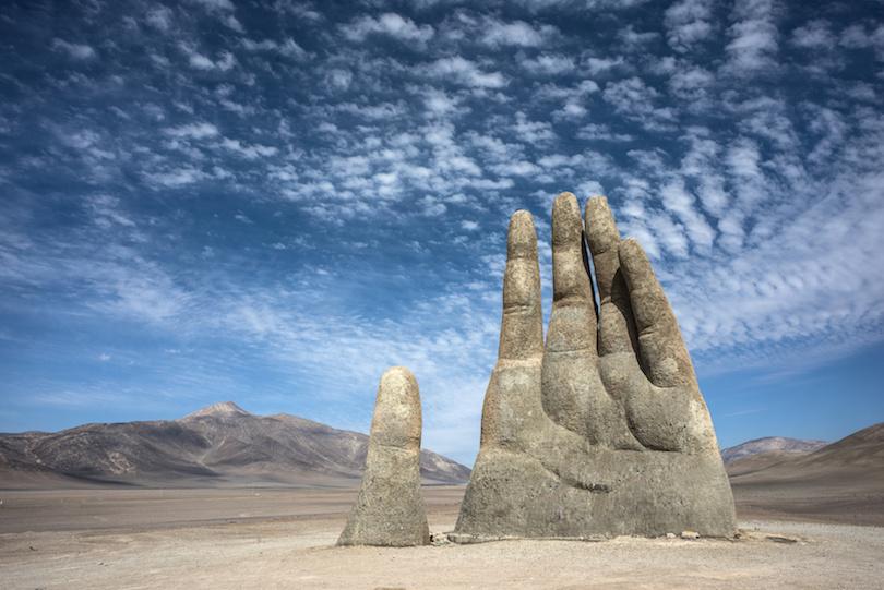 chile mano del desierto
