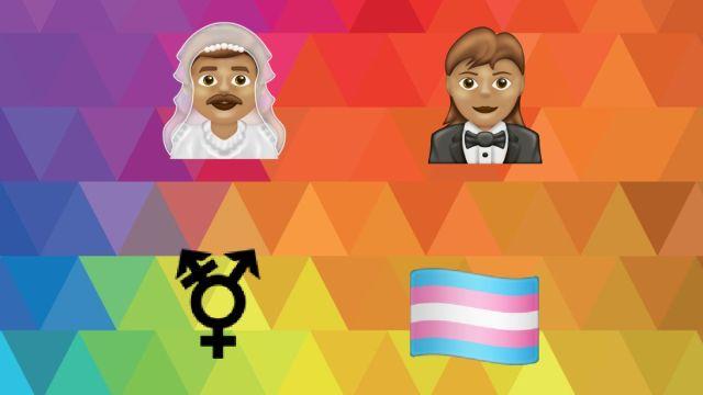 nuevos emojis trans portada