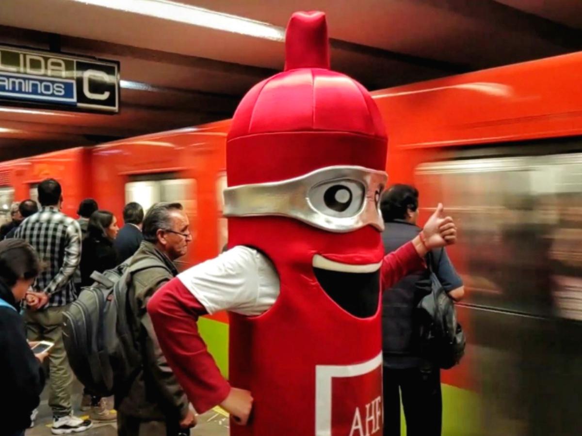 condones Metro CDMX