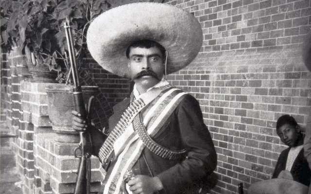 emiliano zapata personajes LGBT+ historia México
